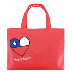 Vamos Chile Small Bag